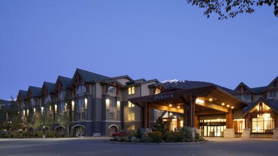 Aava Whistler Hotel: Exterior