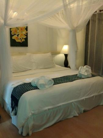 King's Garden Resort: Our wonderful room