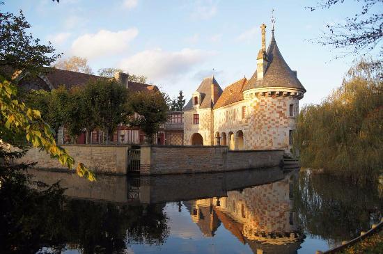 Château de Saint Germain de Livet à côté de Lisieux Pays d'Auge - crédit Calvados Tourisme