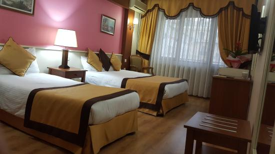 Hotel Hamidiye: very nice and clean room