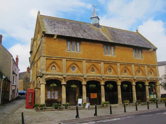 Castle Cary, UK: The Market House