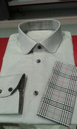 San Giovanni Lupatoto, Italien: m&m camicie su misura
