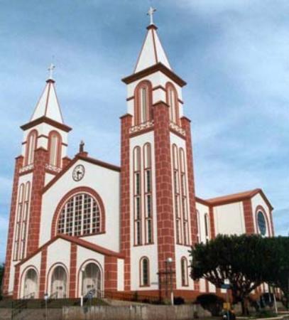 Chapeco, SC: Catedral Santo Antonio