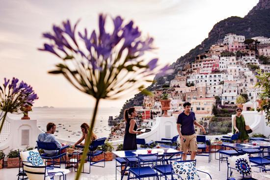 Le Sirenuse Hotel: Franco's Bar