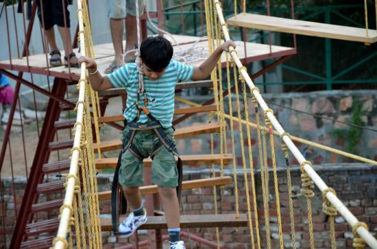 Rope Castle Adventure Park