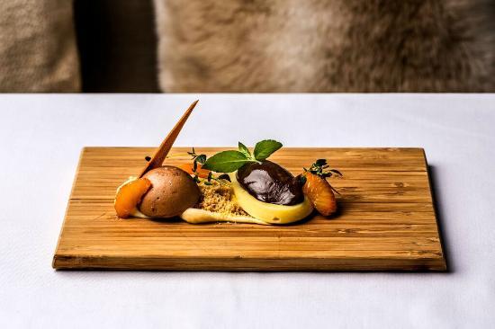 Argent Dish Picture Of Argent Restaurant Oslo Tripadvisor