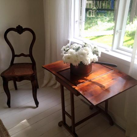 Hanko, Finlandia: Room with garden view