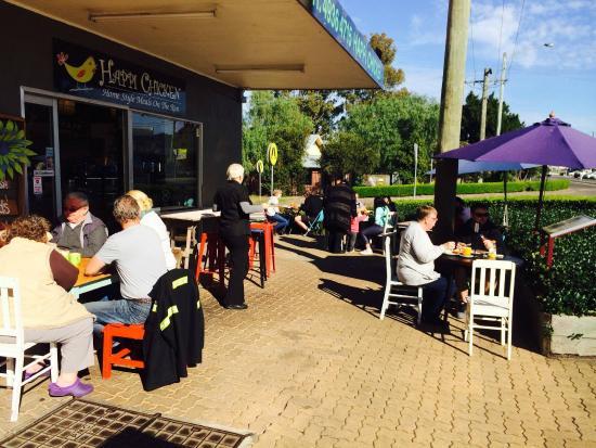 Kurri Kurri, Australien: cafe 5 mins walk