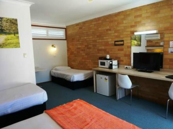 Kurri Kurri, أستراليا: Family room