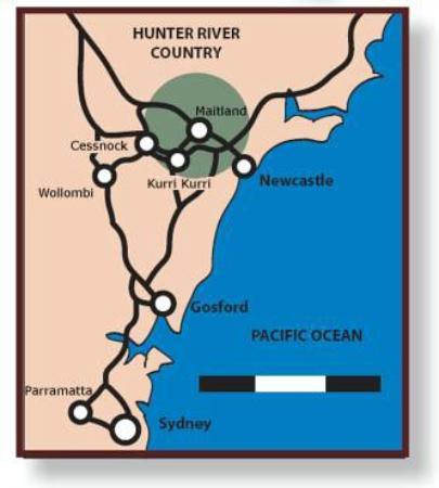 Kurri Kurri, أستراليا: map
