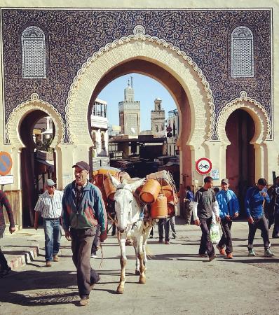 Riad Layali Fes: Bab Bou Jeloud
