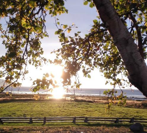 Risoyhamn, นอร์เวย์: The view