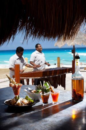 Fiesta Americana Condesa Cancun All Inclusive: La Cevicheria