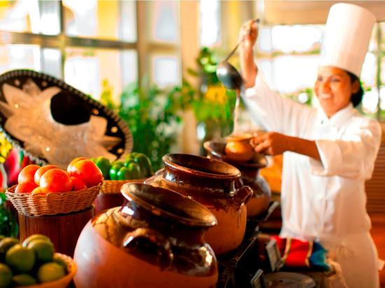 Fiesta Americana Condesa Cancun All Inclusive: Kalmia Restaurant