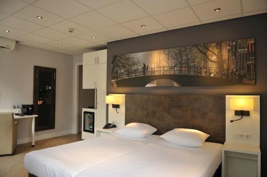 Hotel Amsterdam - De Roode Leeuw: Superior room