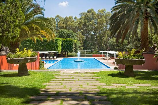 Fiesta Americana Hacienda Galindo: Outdoor Pool