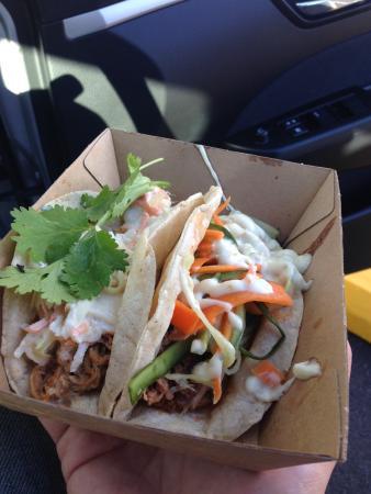 Taco Taco street food van