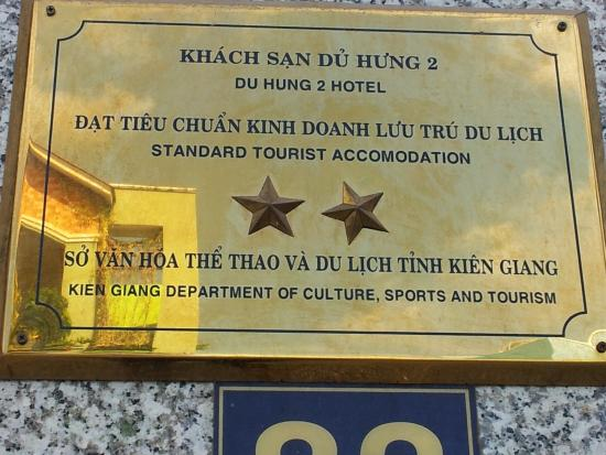Ha Tien, Vietnam: 2 star official rating is about right for this hotel