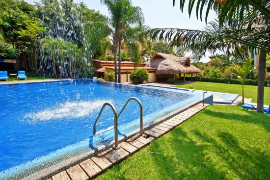Holiday Inn Cuernavaca: Swimming Pool