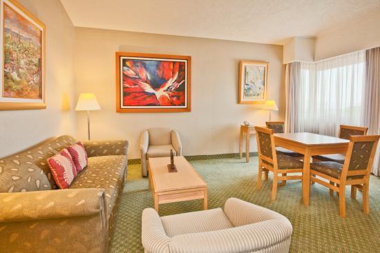 Holiday Inn Cuernavaca: Junior Suite Living room