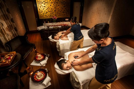 Royal Bliss Treatment Package For Couple Picture Of The Spa At The