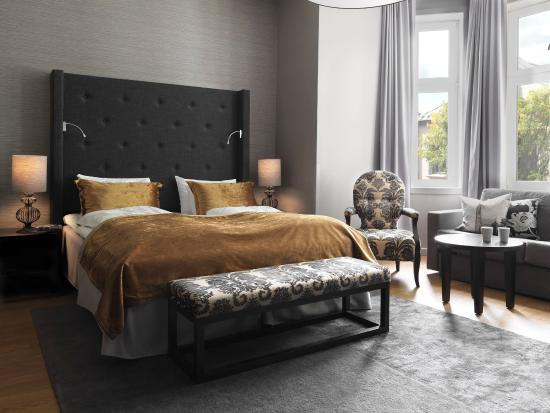 Saga Hotel Oslo: Suite Saga Hotel Sias ,