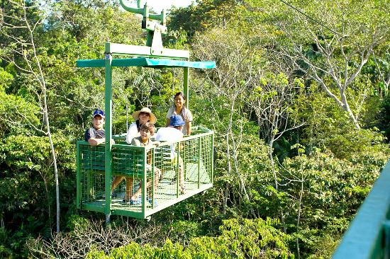‪‪Gamboa Rainforest Resort‬: Aerial Tram‬
