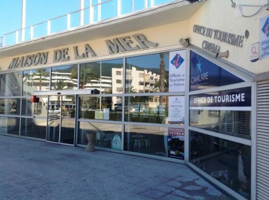 Cavalaire tourisme office de tourisme picture of office de tourisme de cavalaire - Office de tourisme verneuil sur avre ...