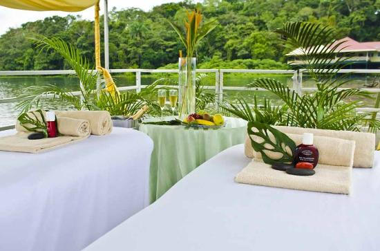 Gamboa Rainforest Resort: Sensory Spa by Clarin