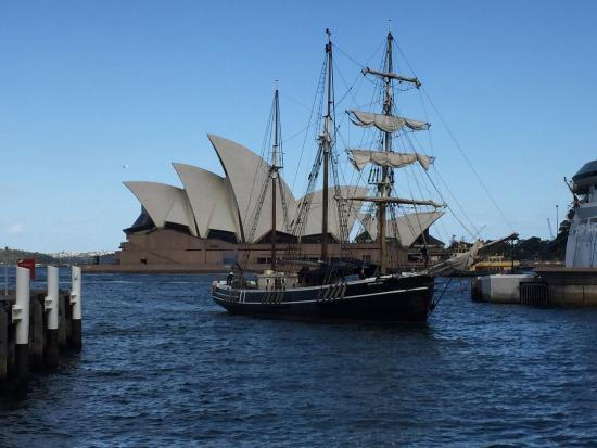 sydney ships - photo#21
