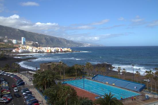 Picture of sol puerto playa hotel puerto de la cruz tripadvisor - Playa puerto de la cruz tenerife ...