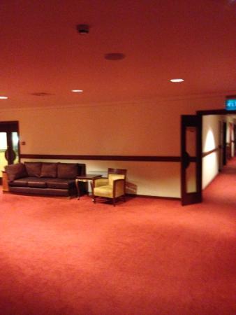 Ring Premier Hotel: Холл