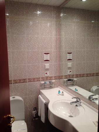 Ring Premier Hotel: Ванная