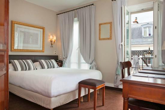 Best Western Aramis Saint-Germain : Chambre confort