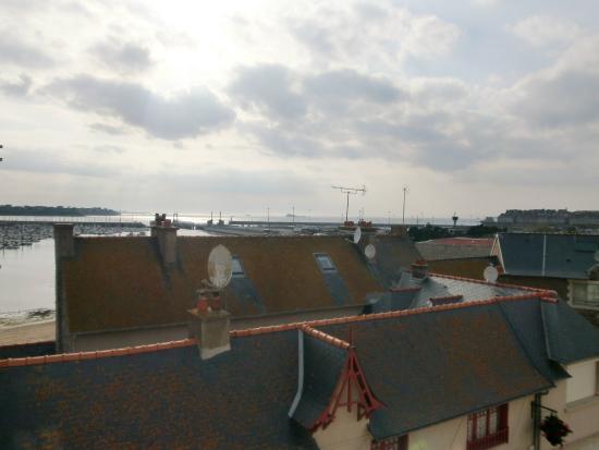 Hotel de la Mer : вид из номера