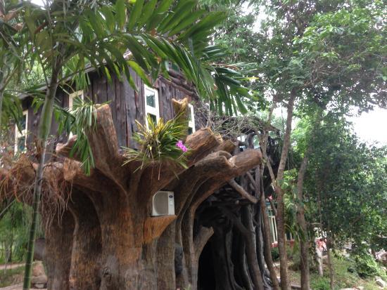 Kor Sor Resort & Spa : Домик