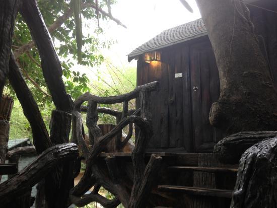 Kor Sor Resort & Spa : Вход