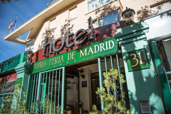 All In Hotels Suites Feria de Madrid