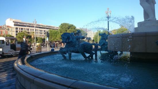 Trains Touristiques de Nice: Train