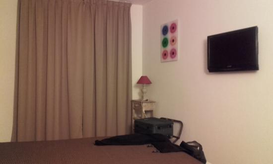 Hotel du Printemps: Chambre N° 1