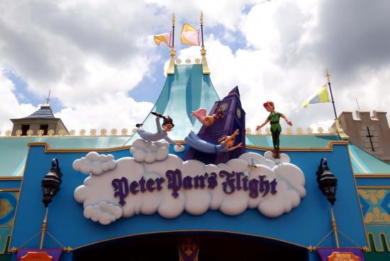 ‪Peter Pan's Flight‬