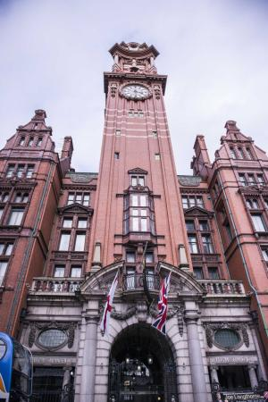 The Principal Manchester: Palace Hotel Exterior2