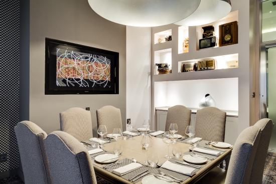 March Restaurant: Private Dining Room 2, Seats 8