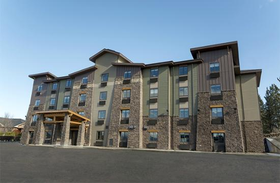 Extended Stay Hotels Bend Oregon