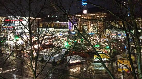 weihnachtsmarkt am bahnhof bild fr n grand hotel mussmann hannover tripadvisor. Black Bedroom Furniture Sets. Home Design Ideas