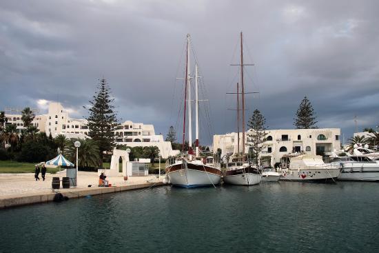 Port el kantaoui picture of port el kantaoui sousse - Location appartement port el kantaoui sousse ...