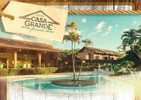 Hotel em gravat picture of hotel casa grande gravata for Hotel casa de los azulejos tripadvisor