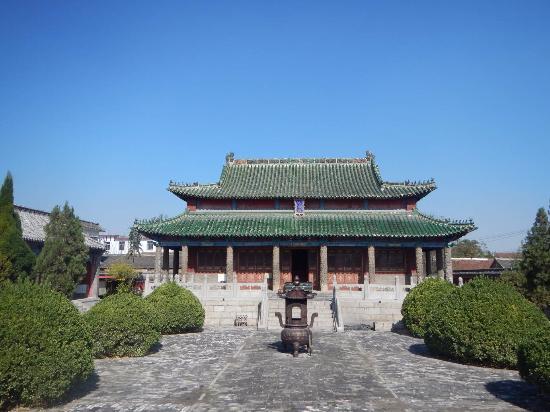 Juye County, الصين: 大成殿