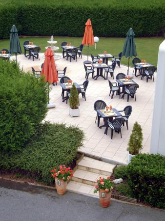 Villers-Semeuse, Francja: Restaurant