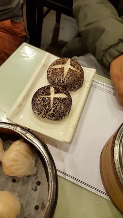 Mushroom Bun